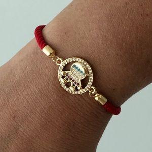 Jewelry - Cute baby boy bracelet (red adjustable bracelet)